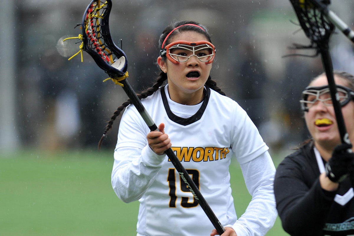 Women's Lacrosse Falls to Kenyon