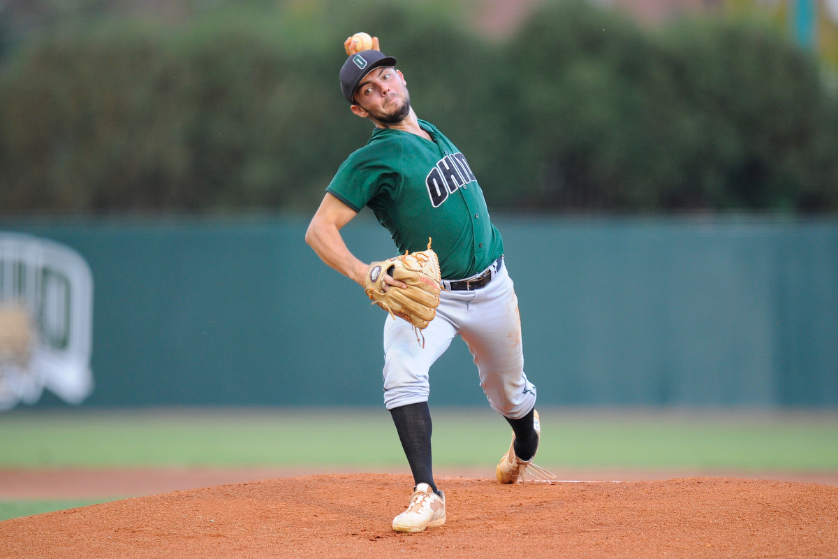 Ohio Baseball Visits Towson In Search Of First Series Win Of 2018