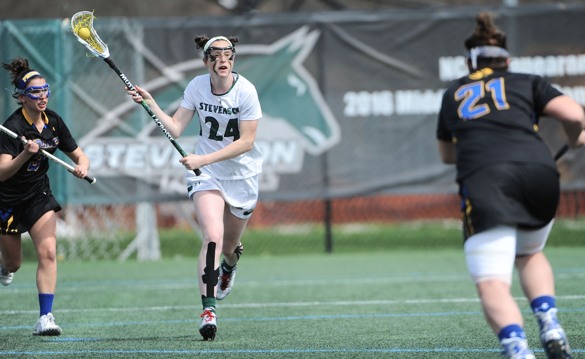 Monteiro, Bruno Combine for 12 Goals in 23-11 Victory at Albright