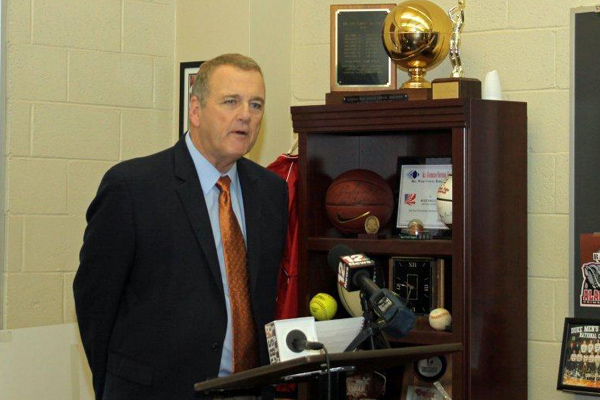 Buzz Phillips steps down as Huntingdon director of athletics