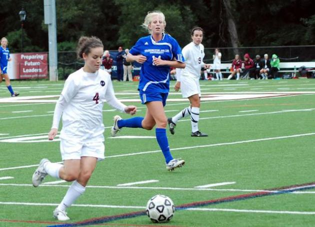 Guilford Plays Washington and Lee to Scoreless Draw