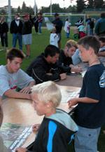 Santa Clara Soccer Hosts Youth Soccerfest
