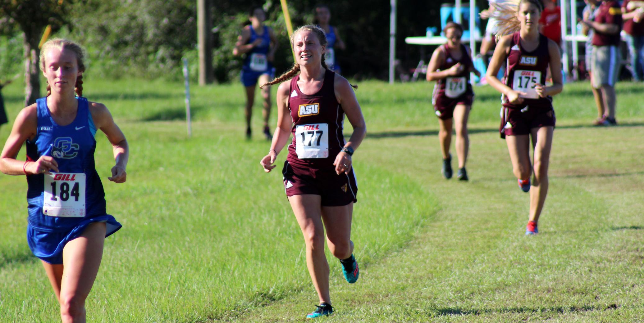 Women's Cross Country Runs 20th At NCAA Regionals In First Appearance Since 2000