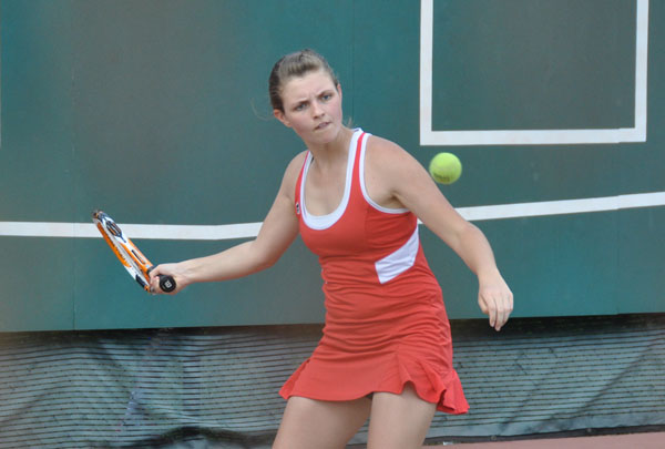 Women's Tennis: Panthers blanked by Berry