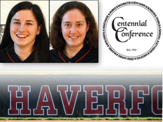 DiCandilo and Newman named  all-conference