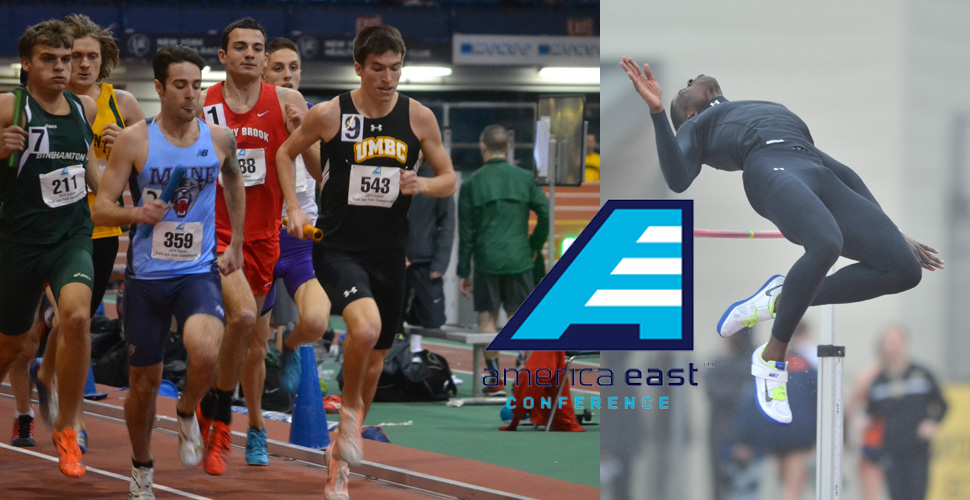 UMBC's Smith and Obemeata Sweep America East Weekly Track and Field Awards; Retriever Men Ranked Tenth in Mid-Atlantic Region