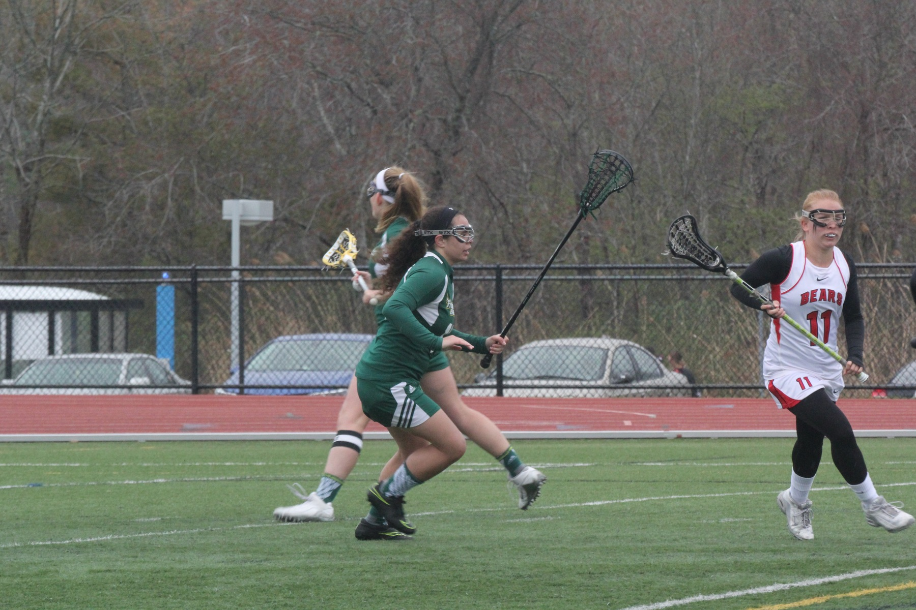 Bridgewater State Doubles Up Fitchburg State, 12-6