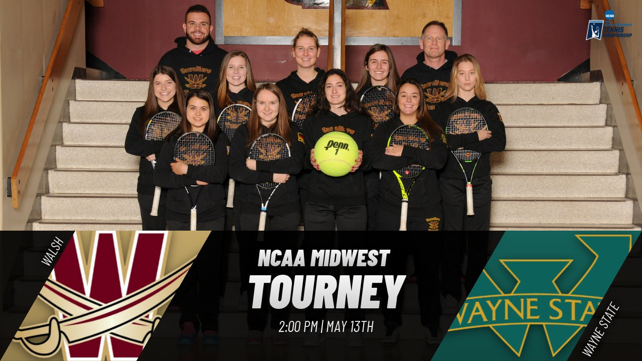 Women's Tennis Makes NCAA Midwest Regional