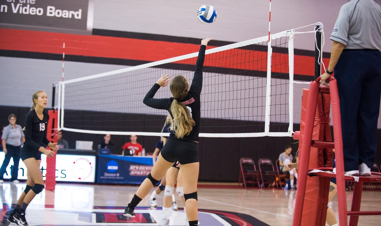 Women's Volleyball Drop Two at Day One Red Dragon Classic