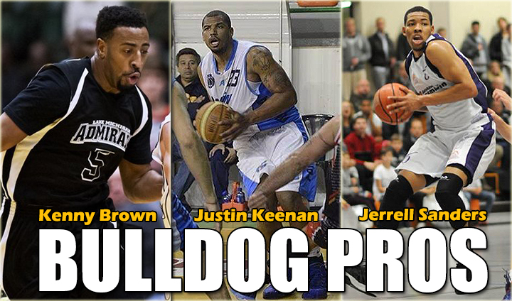 Former Bulldogs Continue To Make Big Impact In Professional Basketball
