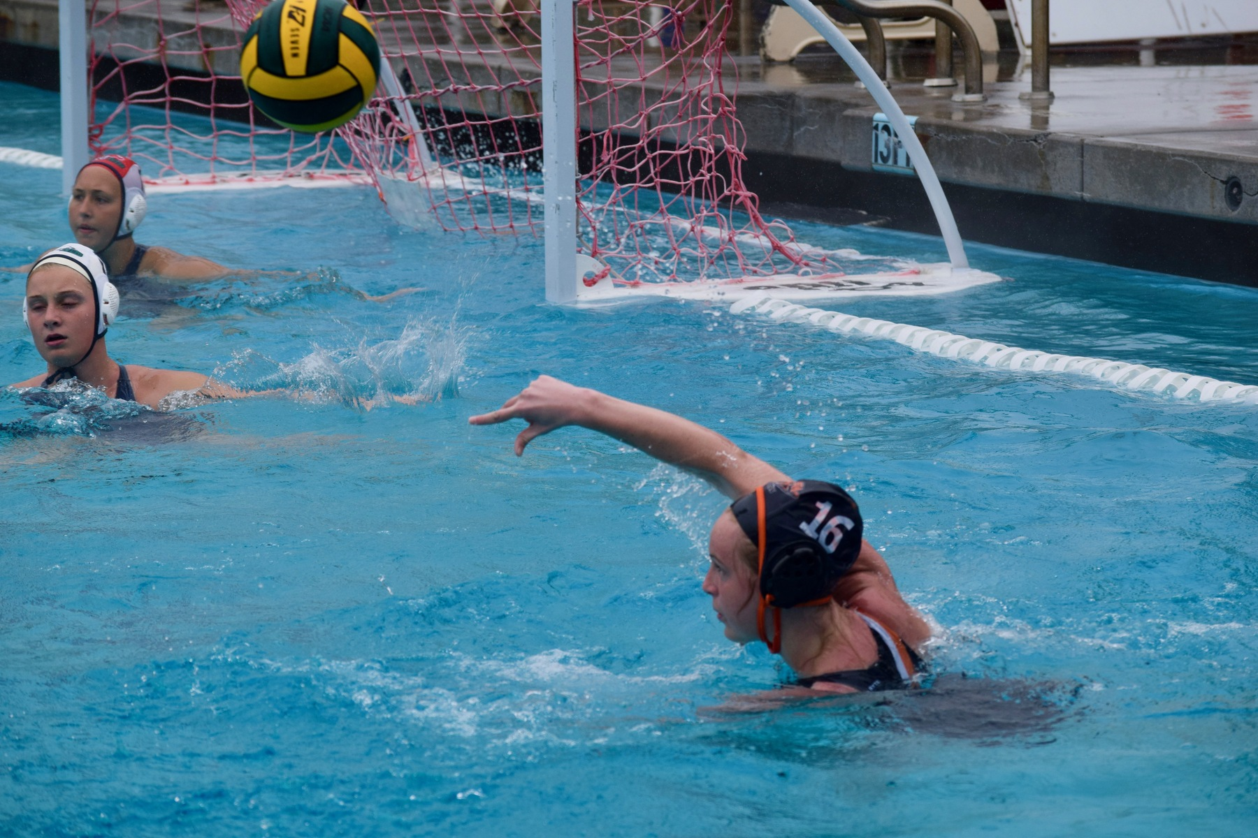 Women's Polo Completes Comeback, Sinks Conn College