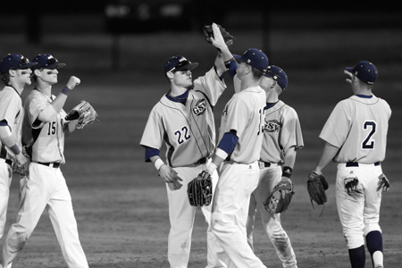 GSW Baseball's Fall Classic Blue-White Series This Weekend
