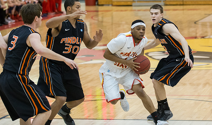 PREVIEW: Ferris State Hosts Two Of GLIAC North Division's Top Teams This Week
