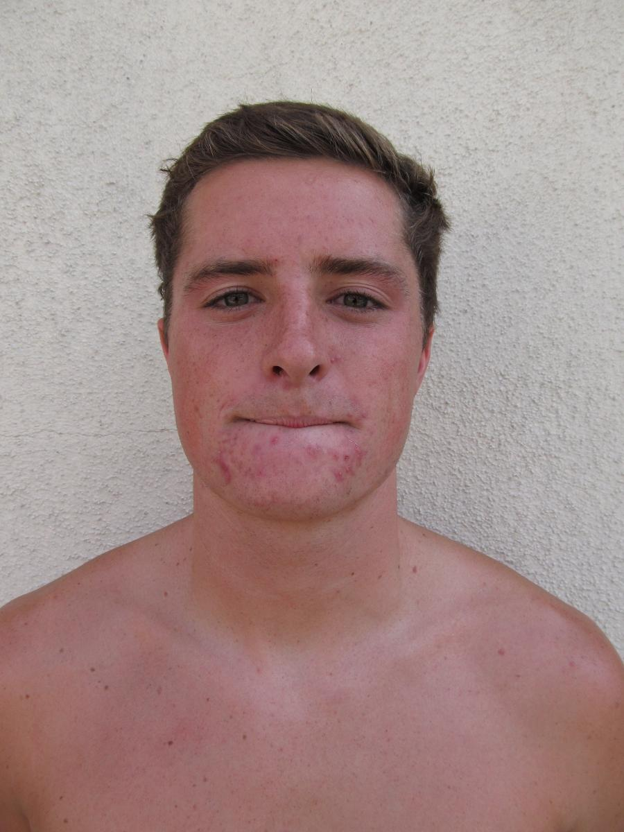 Tanner Cullen - Men's Water Polo