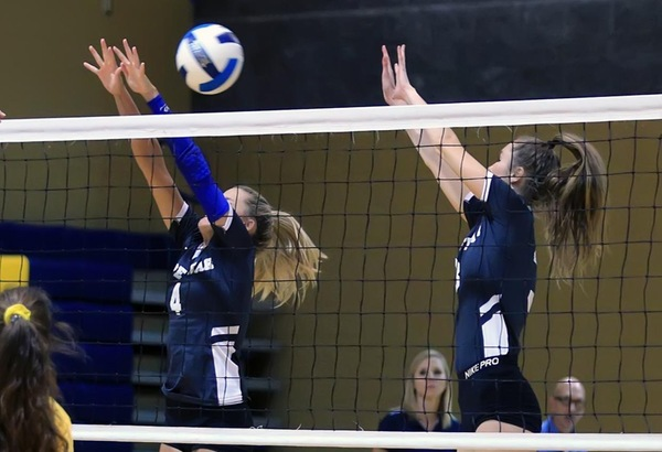 Volleyball Falls to Wake Tech on the Road