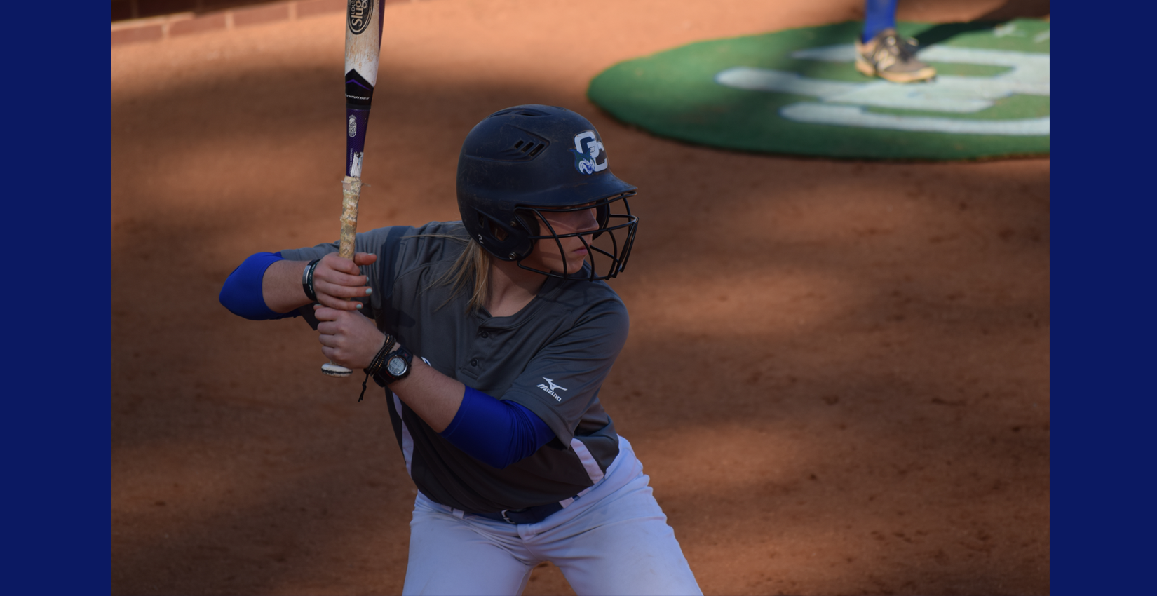 GC Softball Out-Dueled by Eckerd and No. 12 St Mary's in Saturday Doubleheader