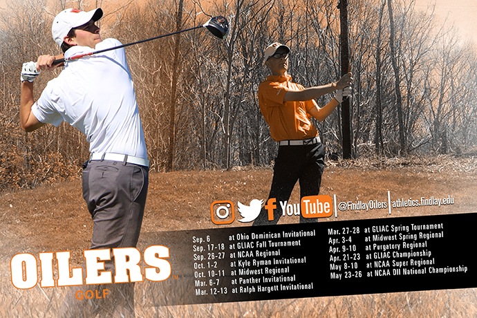 UF Men's Golf Releases 2016-17 Schedule