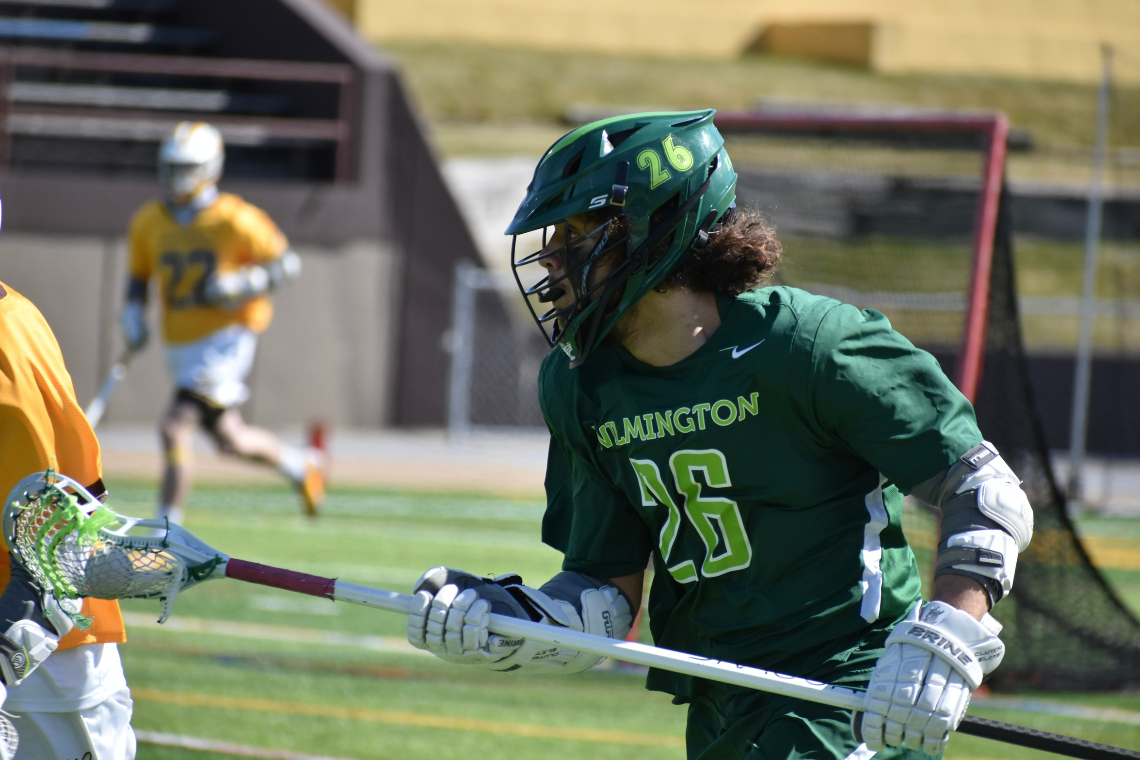 Mens Lacrosse Falls to Baldwin Wallace in First Road Test of the Year