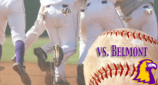 Tech at Belmont Tuesday for the first of five games this week