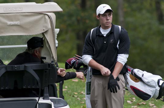 Men's Golf 14th at Lebanon Valley College Invitational