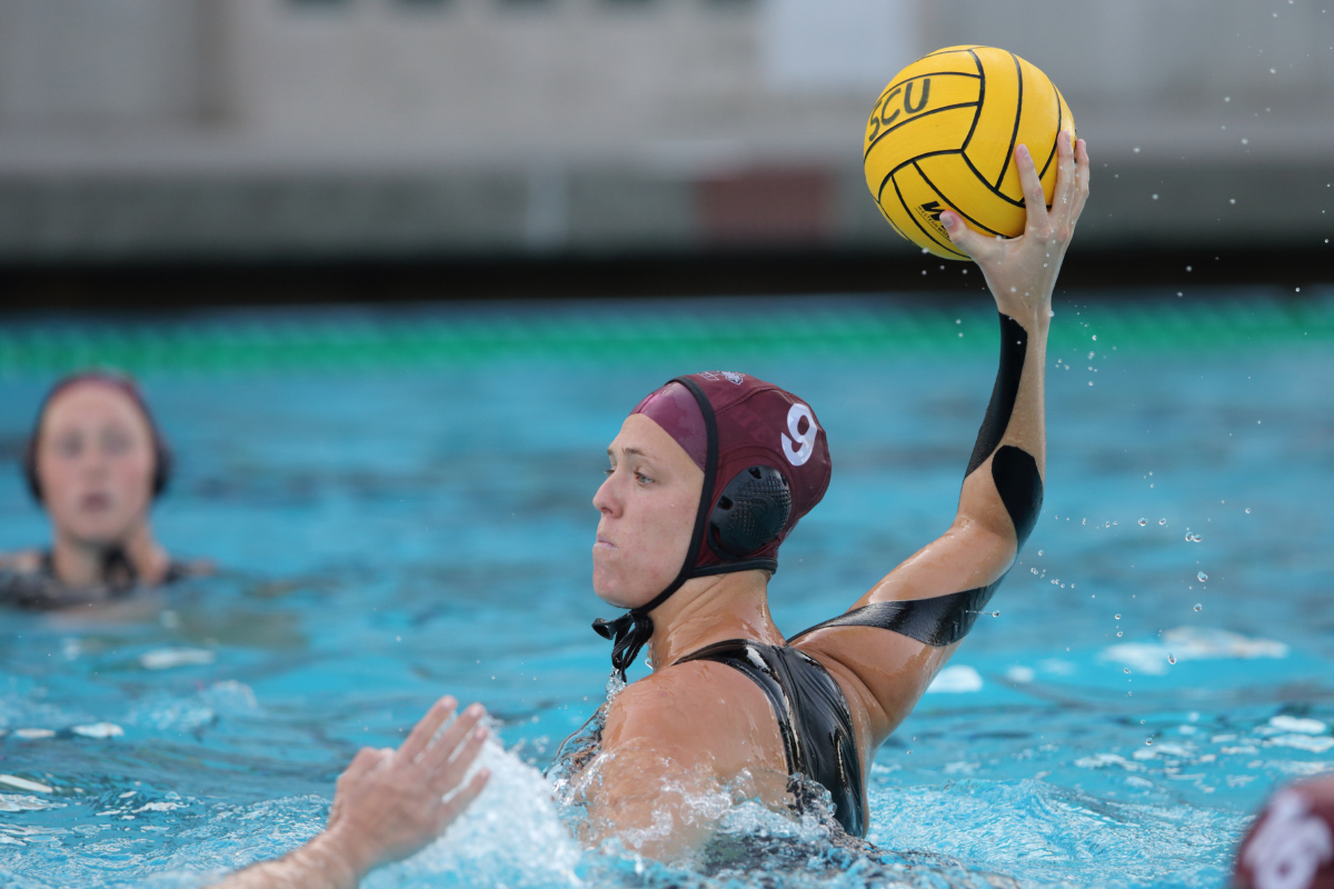Water Polo Rebounds;  Wins Two in Final Day of The Bronco