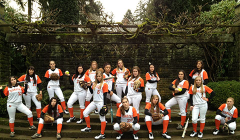 Softball Opens Season With New Attitude
