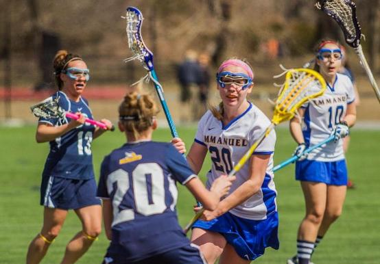 BALANCED ATTACK LEADS WOMEN'S LAX PAST ALBERTUS MAGNUS, 17-1
