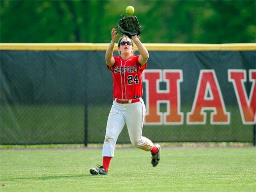 Softball eyes playoff spot in 2013