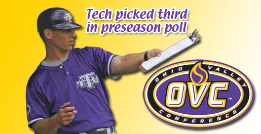 Golden Eagles tabbed third in OVC preseason poll; Henry named preseason all-conference