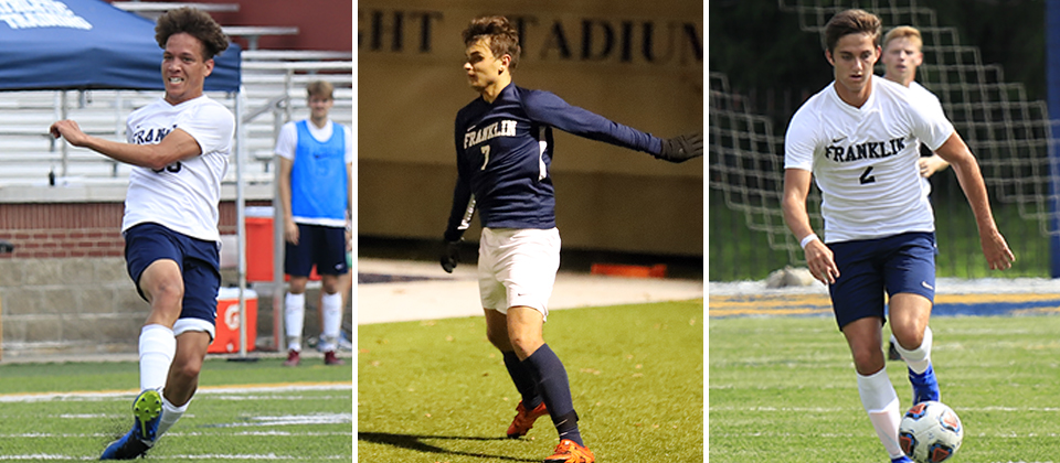 NEWS | Grizzly Trio Collects All-Conference Awards