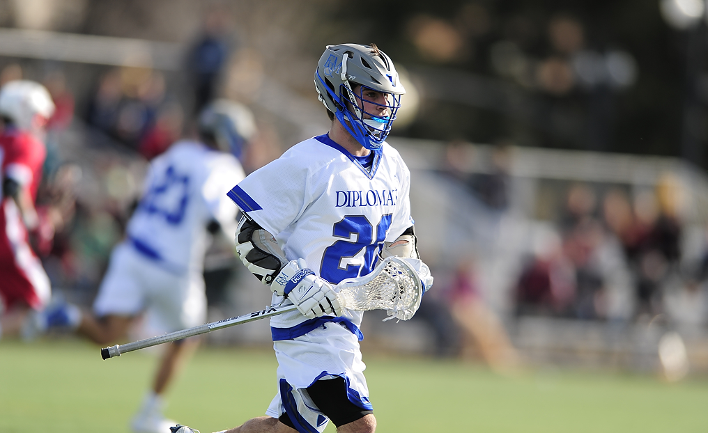 Two CC Games on the Slate for Men's Lacrosse - Week 7 Game Notes