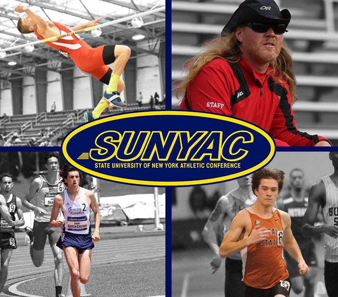 SUNYAC announces men's outdoor track and field awards