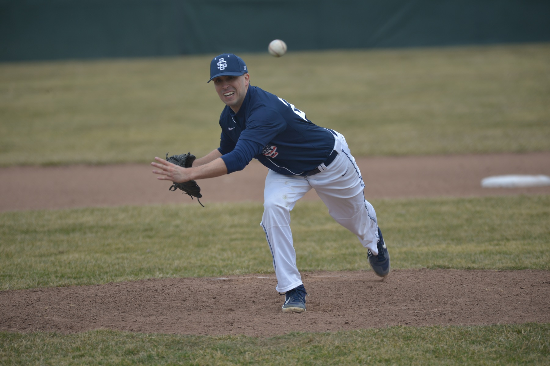Baseball Downs Penn State Altoona in AMCC Tournament; Benim Reaches Milestone