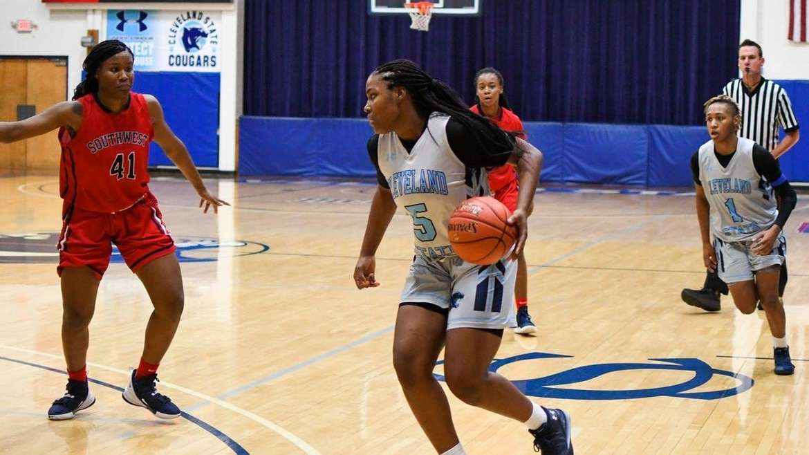 Lady Cougs Knock Off Undefeated Jackson State