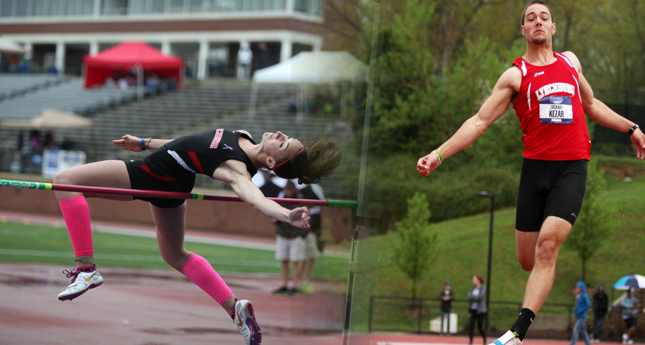Hornets Host First Day of Multi-Event in Rainy Conditions