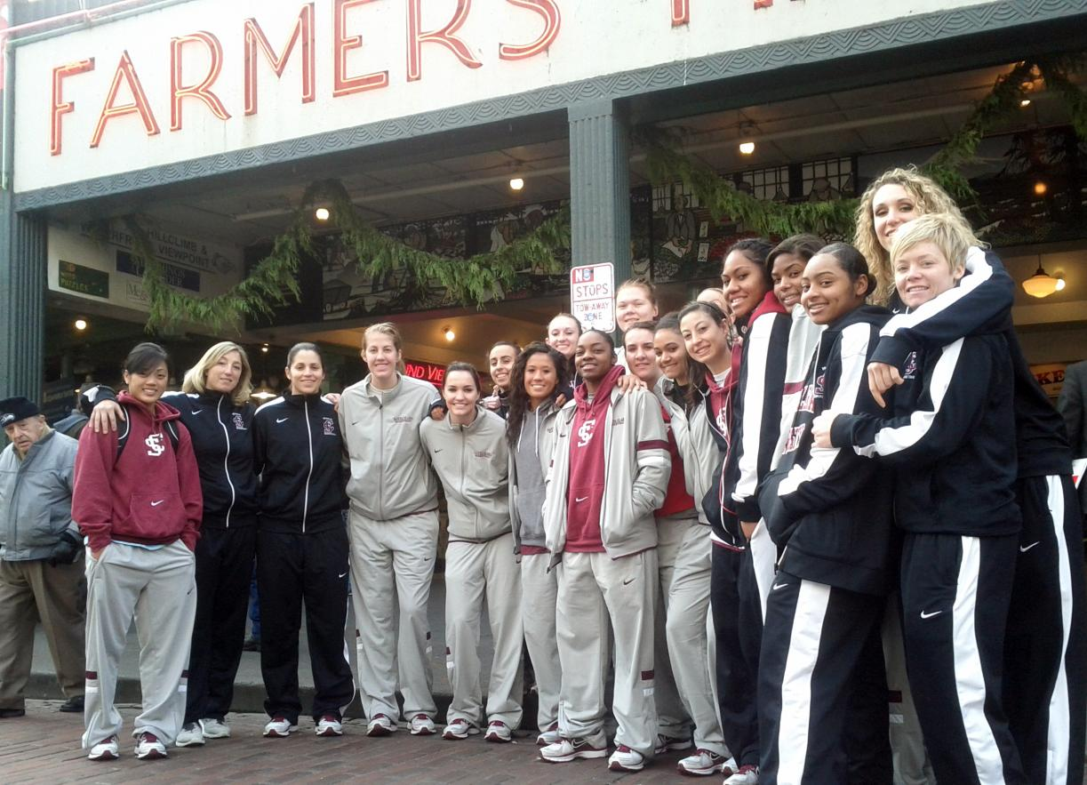 Creating a Culture of Academic Success; Santa Clara Women's Basketball