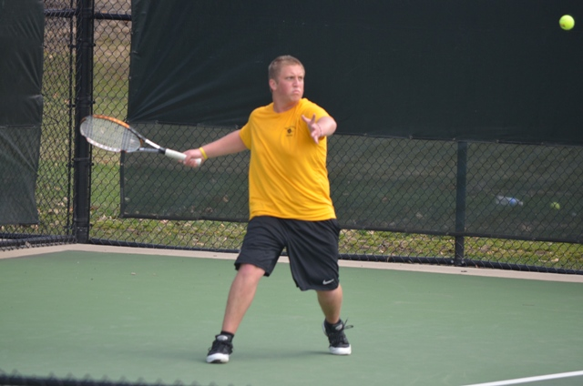 Men's Tennis Closes Year in ITA Rankings