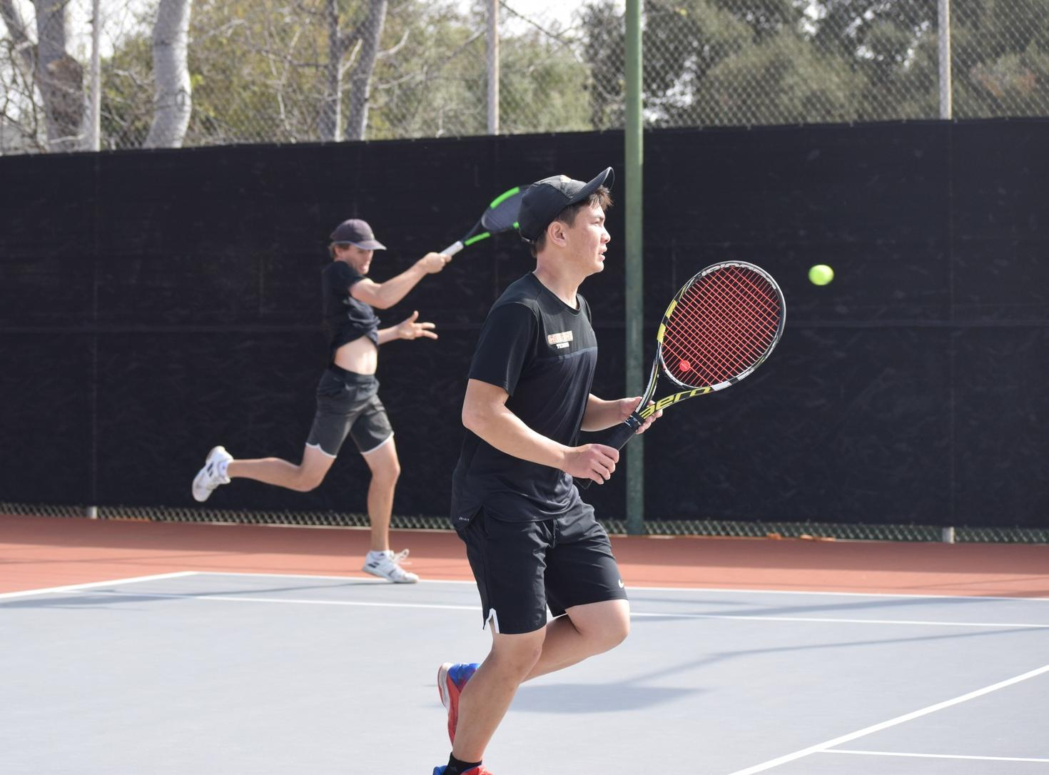 PREVIEW: No. 22 Men's Tennis Readies for No. 1 CMS