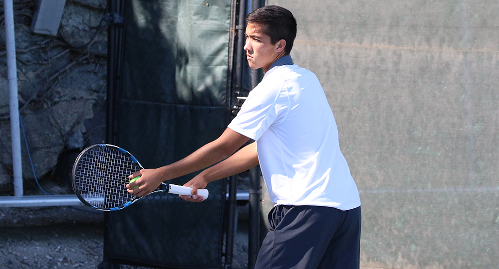 Four from Bryant men's tennis to compete at Farnsworth Invite
