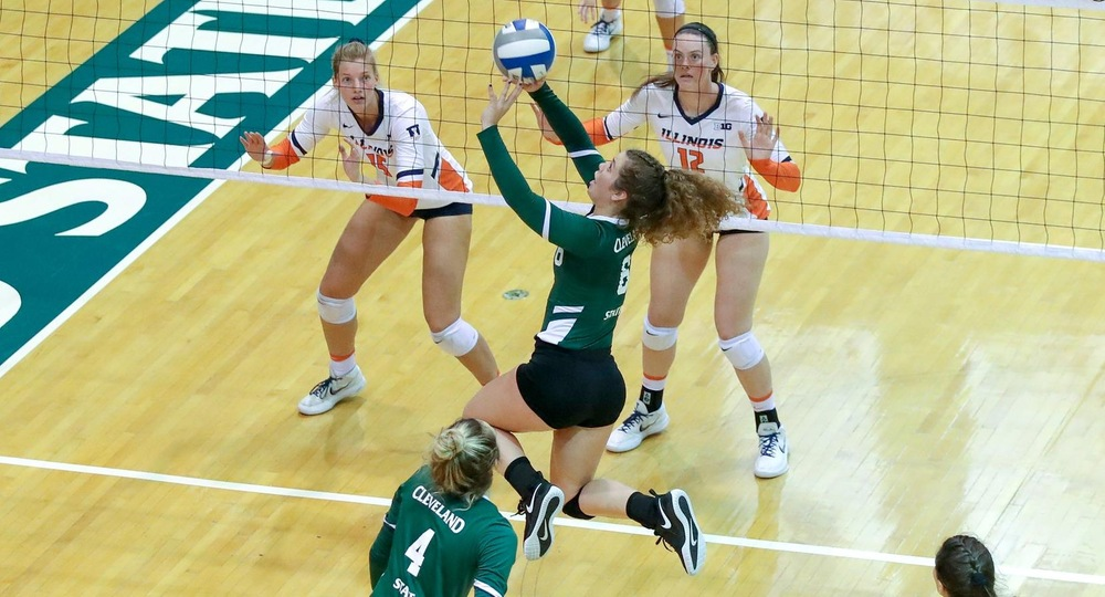 Volleyball Returns Home To Host Northern Kentucky & Wright State