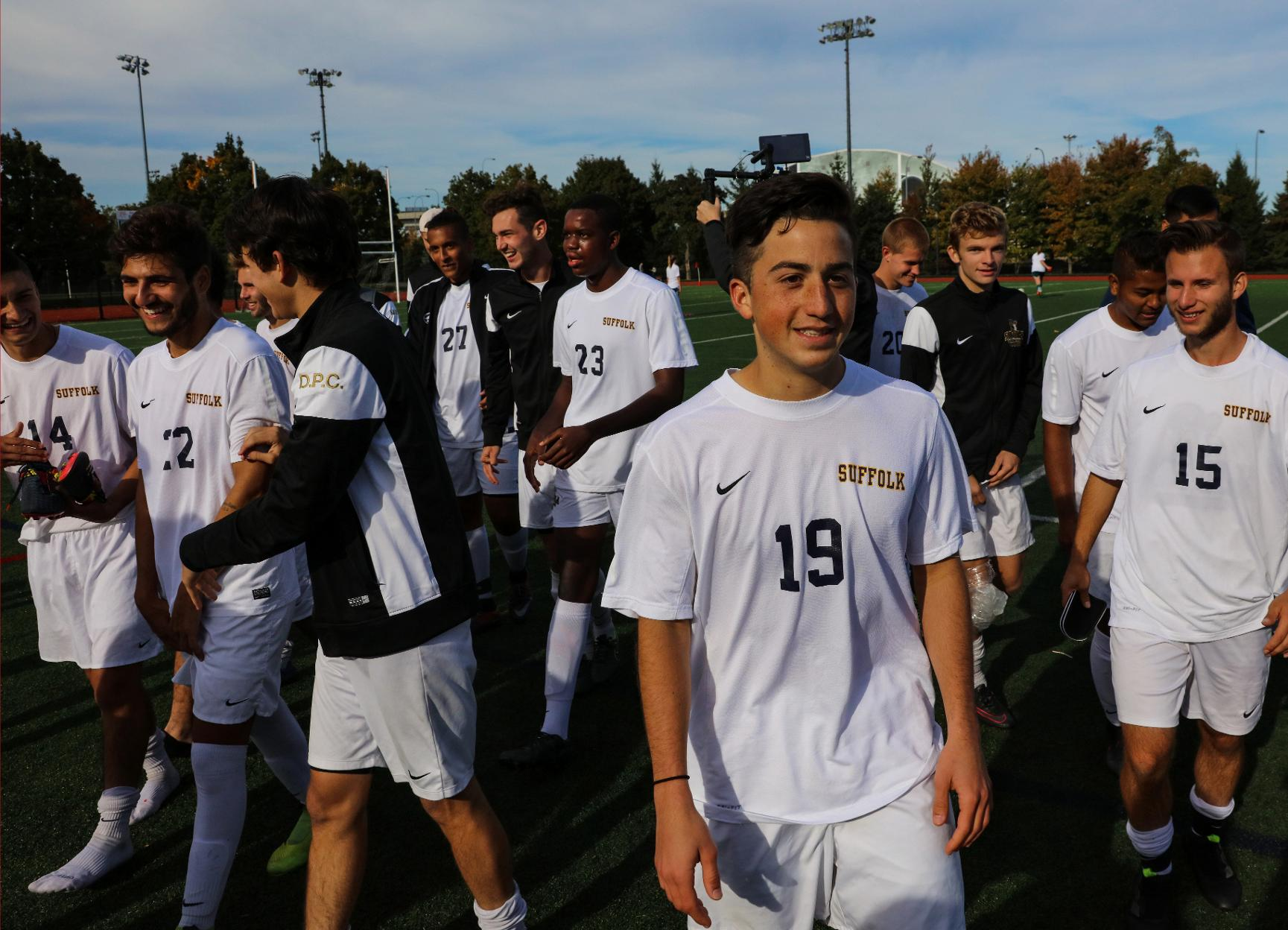 Men's Soccer GNAC Semis Showdown at Saint Joseph's on Tap Tuesday