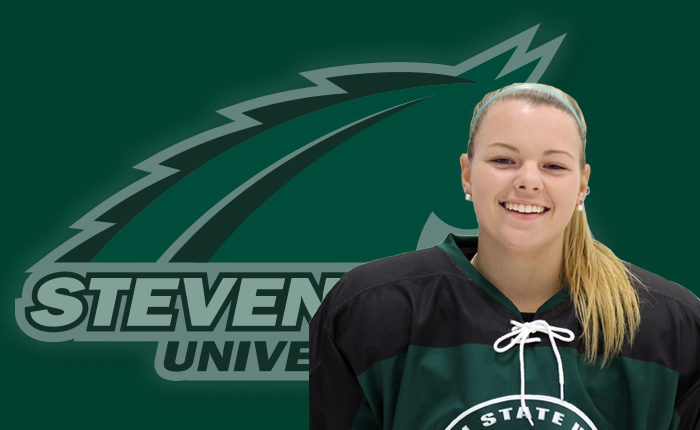 Gracie Shewell Named Women's Ice Hockey Graduate Assistant