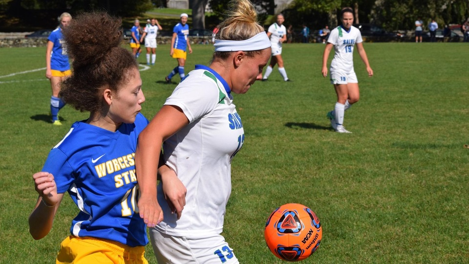 Seahawks score three goals in second half to salvage draw versus Lancers