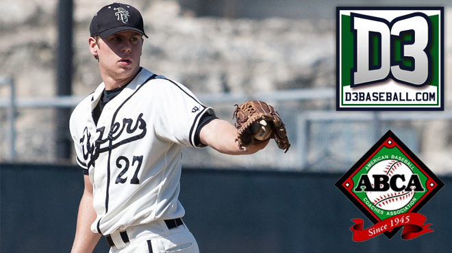 Trinity Moves to No. 1 in Latest D3baseball.com Poll; No. 2 in First ABCA Poll