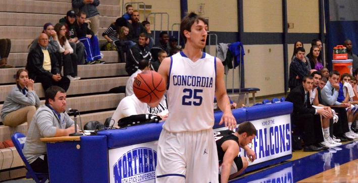 Balanced scoring leads Men's Basketball past Benedictine