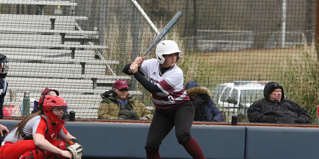 Ladies Softball Opens Conference, Home Play with Pair of Dominating Wins against Austin College