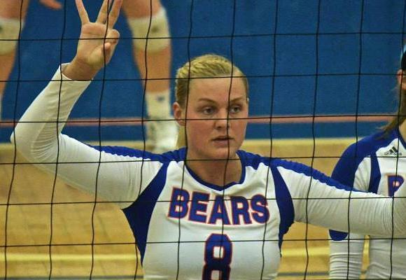 Volleyball Falls 3-0 to Wellesley