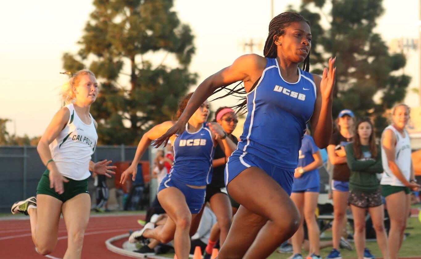 Blue-Green Rivalry Track and Field Dual Set This Weekend