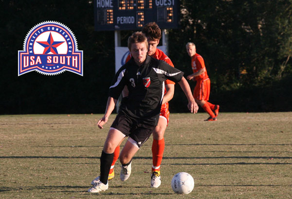 Men's Soccer: Folsom named to USA South all-conference team