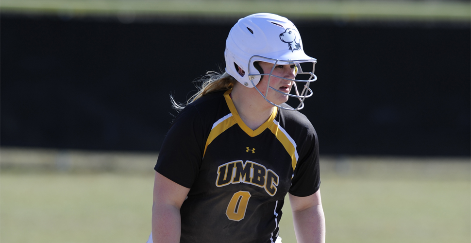 O'Neill Helps Softball Take Series at Maine; Retrievers Split Doubleheader